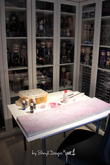 Basketball Court Diorama_Sesion01_09 (Sheryl Designs) Tags: