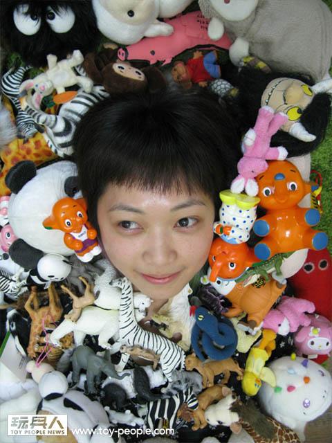 100位玩具朋友募集活動!!!