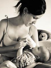 (frr *) Tags: pink baby cute love me mom milk amor mam mother beb vida bebe feliz hermosa leche fernanda belen niez madre fer hija beln t miradas