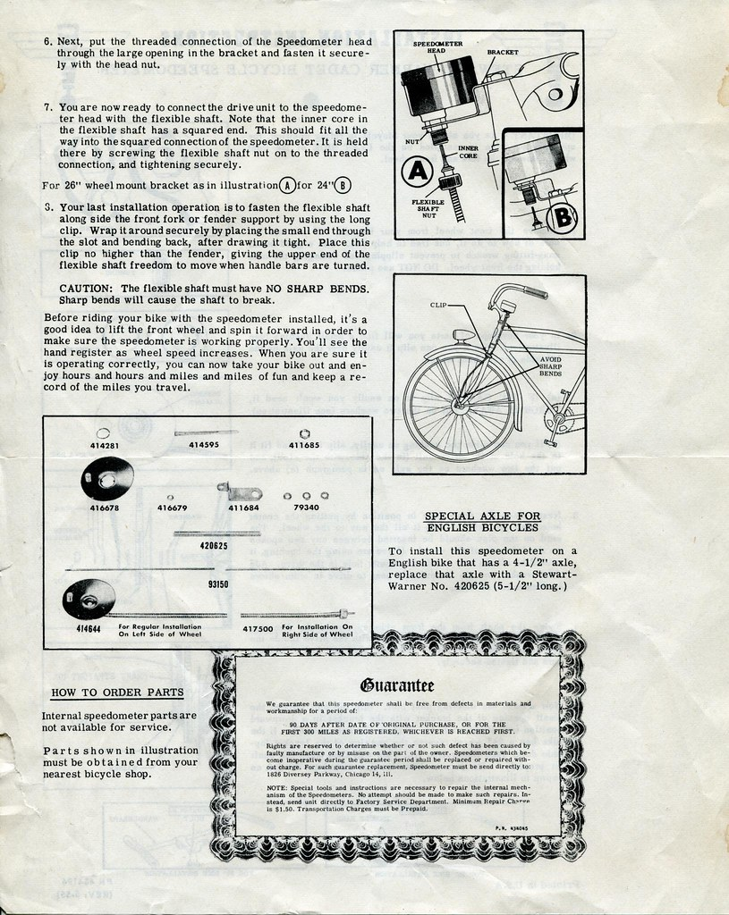radio flyer tricycle instructions