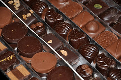 Chocolats de Nol Mtivier (Emjy) Tags: christmas france chocolate chocolates noel chocolat clermontferrand metivier chocolats