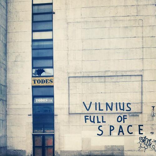 #Vilnius #streetart #geometry