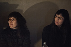 audience (atem_y_zeit) Tags: japan night women live bodega yamanashi kofu  20121221  shimizusae atemzeit atemyzeit