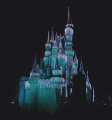 362|366 (Vanessa Cantu) Tags: world vanessa castle night 50mm lights orlando nikon florida magic kingdom disney expansion cantu d3100