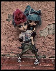 Yuki & Enkil (BelladonaGarmog Doll's) Tags: doll dolls brothers horizon yuki groove humpty dumpty junplanning taeyang byul enkil byulhumptydumpty taeyangnhorizon
