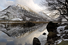Lakeland Winter (wilkie,j ( says NO to badger cull :() Tags: winter snow mountains water reflections nikon scenery rocks day scenic nationalparks nationaltrust hartsop brotherswater scenicwater sceniclandscape hartsopvalley