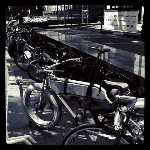 Ciclovia bike show