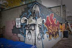 Untitled (rob.i.am) Tags: toronto graffiti poser graf