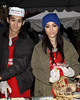 Los Angeles Mission Christmas Eve For The Homeless Featuring: Booboo Stewart, Fivel Stewart Where: Los Angeles, California, United States When: 24 Dec 2012 FayesVision/WENN.com