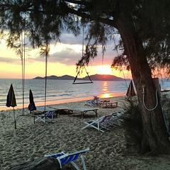Cham Pong Sunset #thailand noch fragen?