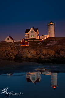 Nubble Holiday Lights