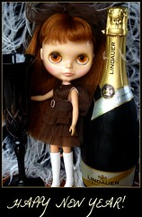 Wishing our Flickr Friends a very Happy New Year and may 2013 deliver as many Dolly Dreams as you can afford! : )