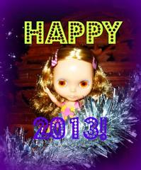 HAPPY 2013!!! (31/31--Happy New Year!)