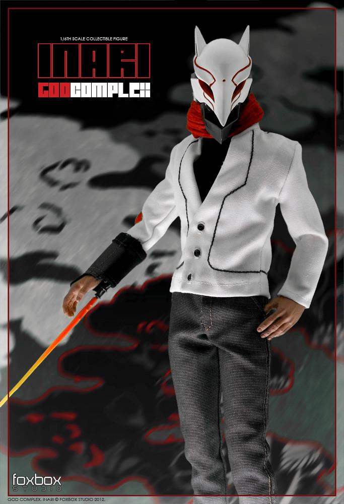 Foxbox Studio - God Complex: Inari 1/6 Scale Collectible Figure