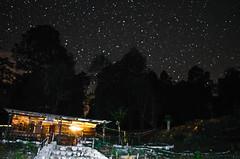 La noche en la montaa... (Aaron Cameras) Tags: longexposure nightphotography 30 stars mexico noche nikon long exposure chiapas cabaa ecoturismo flickrexplore thegalleryoffinephotography d5100