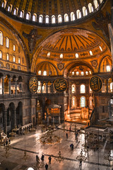 Hagia Sophia - Ayasofya - Istanbul Turkey (mbell1975) Tags: world heritage church museum architecture turkey site europe cathedral basilica minaret trkiye kirche chapel istanbul mosque unesco holy trkei dome imperial former ottoman wisdom eastern orthodox sophia turkish byzantine minarets whs trk constantinople hagia kapelle patriarchal ayasofya patriarchate