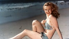 Marilyn Monroe, brunette, on the beach (1949) (eagle1effi) Tags: marilyn analog onthebeach marilynmonroe icon monroe mm celebs brunette normajean 1949 jeane nostalgie addicts doitagain fav10 views500 views100 views200 brnett views300 views1000 views2000 screenhunter chromagenic monreo eagle1effi effiart marilynmonroeaddicts marilynmonroeonthebeach effiartdigitalremastered ber100malgesehen