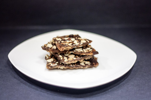 English Toffee with Almonds-1