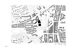 Dostavba Sacré Coeur. Site plan