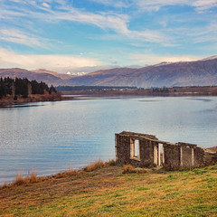 Lake Dunstan, New Zealand (Fear_Through_The_Eyes) Tags: