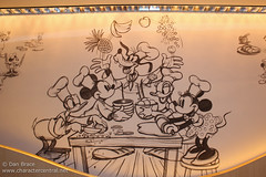 Dinner at Chef Mickey