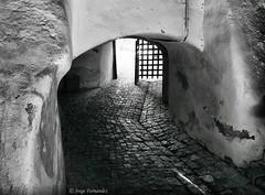 Bastin de los Tejedores en Brasov Rumana (Jorge Fdez2009) Tags: canon medieval tokina viajes turismo castillo brasov rumania rumano tejedores bastin pas mochilero
