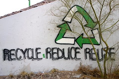 Recycle Reduce Reuse (kevin dooley) Tags: arizona green phoenix rio river graffiti sony central salt az recycle avenue saltriver resource riosalado sustainable sustainability phx salado reuse reduce centralavenue depletion valleyofthesun rx100