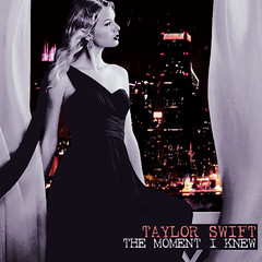 Taylor Swift - The Moment I Knew (andrewpftw) Tags: new city background album deluxe cover single taylor swift moment edition knew redtour singlecover taylorswift themomentiknew