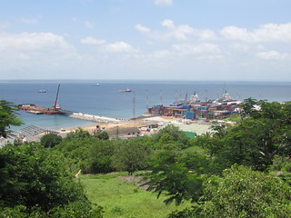 Pemba port