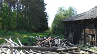 065 Uszlöknen - Scheune