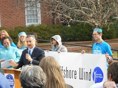 Offshore Wind Rally Opening Day 2012 (Maryland Sierra Club) Tags: january 2012 offshore wind rally annapolis osw offshorewind maryland