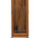134. Antique Inlaid French Tall Case Clock