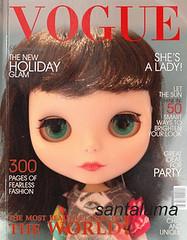 Tabatha na Vogue!!