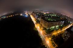 (DmitryYushkevich) Tags: canon canon6d city nightscene nightphotos nightshots nightsky nightviewofthecity naturallight longexposure ulyanovsk ulsk russia