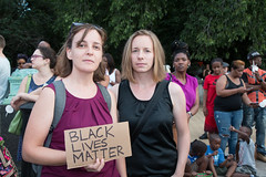 Peace Vigil -8 (MosaicMarj) Tags: brooklyn peace unity faith parkslope vigil candlelightvigil grandarmyplaza blacklivesmatter ericladams altonsterling philandocastile delrawnsmall whitepeopleforblacklives 3in3days
