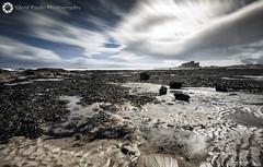 Castle Bamburgh, Northumberland (Silent Eagle  Photography) Tags: sep silent eagle photography silenteaglephotography landscape seascape long exposure leefilters big stops beach sky clouds outdoor silenteagle09