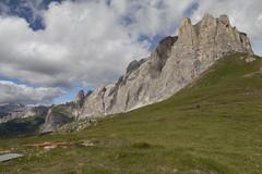 IMG_6894 (Ottimo.Piercing) Tags: valgardena summer mountain montaa   montagne vuori berg passosella sudtirol