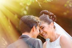 Love happens.. (renkata23) Tags: sunshine love couple wedding people portrait sunshower sun happiness life event smile smiley bokeh outdoor nikon nikonbulgaria sunrays sunny summer