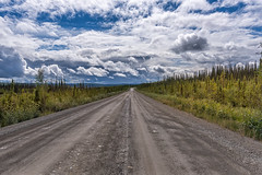Dempster Highway (oliverhummell) Tags: kanada nordamerika reisen yukon canada travel dempster highway