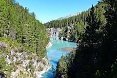 Nationalpark (elke_keller) Tags: schweiz switzerland suisse svizzera suiza graubnden engadin nationalpark spltal schlucht see wald wasser natur nature wanderung hiking forest lake