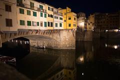 notte a Firenze (oras_et_marie) Tags: arno pontevecchio toscane italie firenze italia nuit night florence