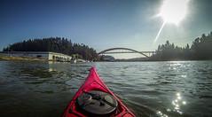 La Conner Kayaking-2 (RandomConnections) Tags: laconner skagitriver skagitriverestuary swinnomishchannel washington washingtonstate kayaking paddling unitedstates us