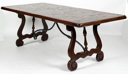 "Theo Alexader ""Castle Bromwich""  Dining Table ($868.00)"