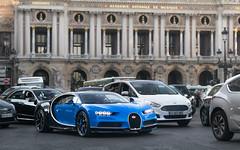 Outstanding. (misterokz) Tags: bugatti chiron paris opera traffic supercar exotic hypercar b14 arab ksa saudi arabia carspotting spotting misterokz voiture car photography