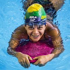 Aclimatao Rio 2016 - CT Paralmpico (SP) (Comit Paralmpico Brasileiro) Tags: cpb paralimpiada aclimatacao 240816 natacao joana neves riodejaneiro brasil