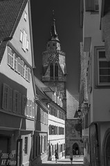 Church of St. George (Tbingen) (KF-Photo) Tags: kirche stgeorge stiftskirche tbingen