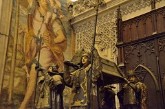 2016 04 29 250 cathedral, Seville (Mark Baker, photoboxgallery.com/markbaker) Tags: 2016 andalucia april baker cathedral eu europe mark sevilla seville spain catedral city cruz day european photo photograph picsmark santa spring union urban indoor