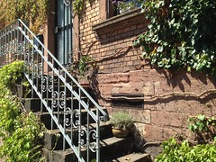 Limbach (micky the pixel) Tags: limbach bauernhaus treppe stair gelnder schmiedearbeit urbannature saarland deutschland germany