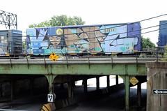 King 157 (Select1200) Tags: benching freights trains graffiti railroad chicago art