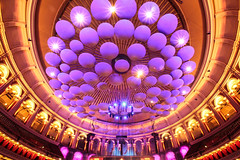 BUBLES (Rober1000x) Tags: summer 2016 albert royal hall night england uk londres london architecture historic arch lights concert